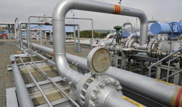 Zásobník plynu firmy MND