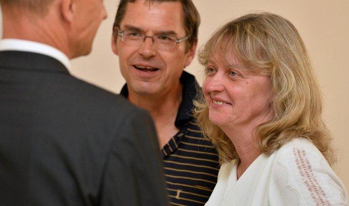 Zastupitel Václav Novotný (uprostřed) se může stát příštím pražským primátorem