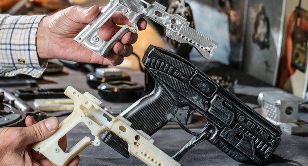 Pistolníci z tiskárny: Příběh 3D zbraní