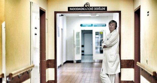 Ředitel Fakultní Thomayerovy nemocnice Zdeněk Beneš