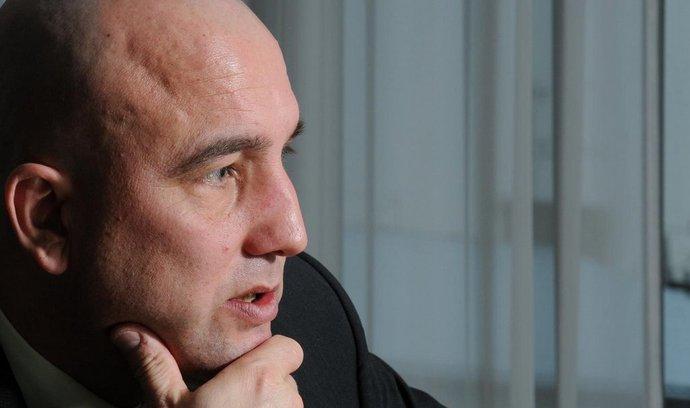 Zdeněk Kabátek, ředitel VZP - Všeobecná zdravotní pojišťovna