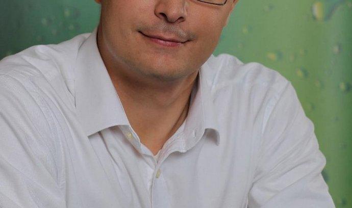 Zdeněk Prajs, marketingový ředitel Pivovarů Staropramen