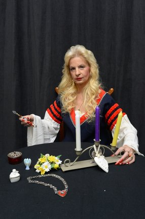 Regina se podělila se čtenářkami o tajemný postup rituálu lásky.
