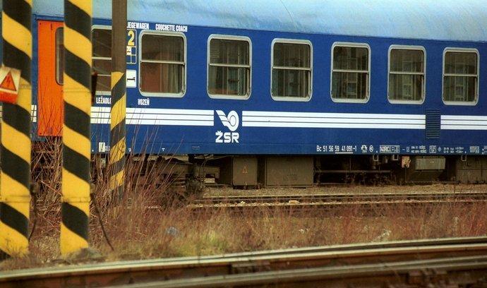 Železnice Slovenskej republiky