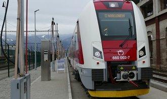 Metrostav dostal zakázku od slovenských železnic. Vybuduje střediska na údržbu vlaků