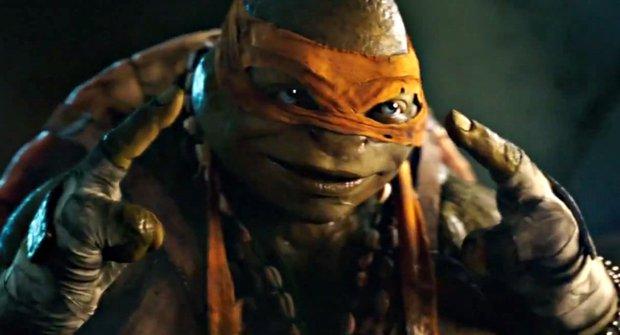 Digitální Želvy ninja kopou ve filmu od režiséra Transformers!