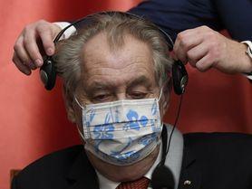 Zeman není schopen vykonávat úřad. Předseda senátu zveřejnil stanovisko ÚVN