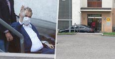 Zeman opustí nemocnici. Z vyčerpání a dehydratace se léčil 9 dní, hned ho čekají schůzky