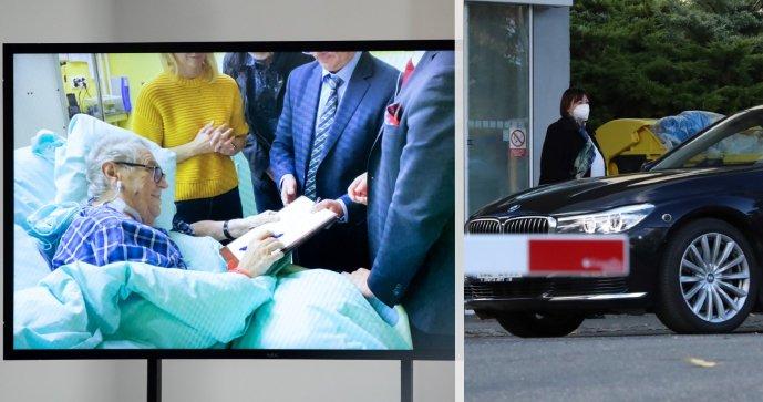 ONLINE: Zeman se mírně zlepšil, oznámila nemocnice. A video s Vondráčkem pohoršilo i Slováky