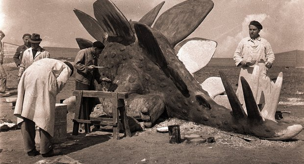 Svět fantazie: Za filmovými triky Karla Zemana