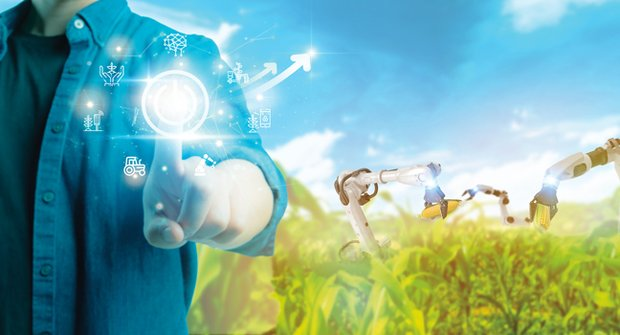 Chytré zemědělství 2.0: Když docházejí lidé, nastupují technologie