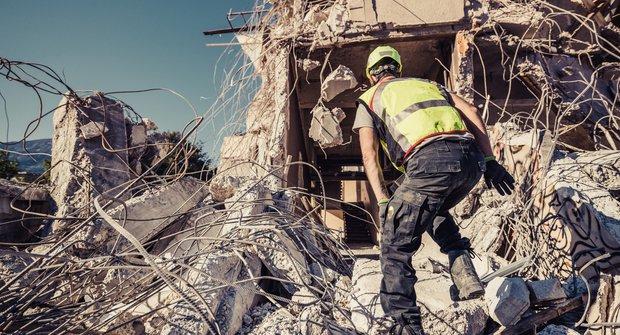 Zemětřesení - Síly skryté pod povrchem
