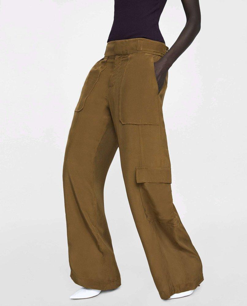 Cargo kalhoty, Zara, 1599 Kč