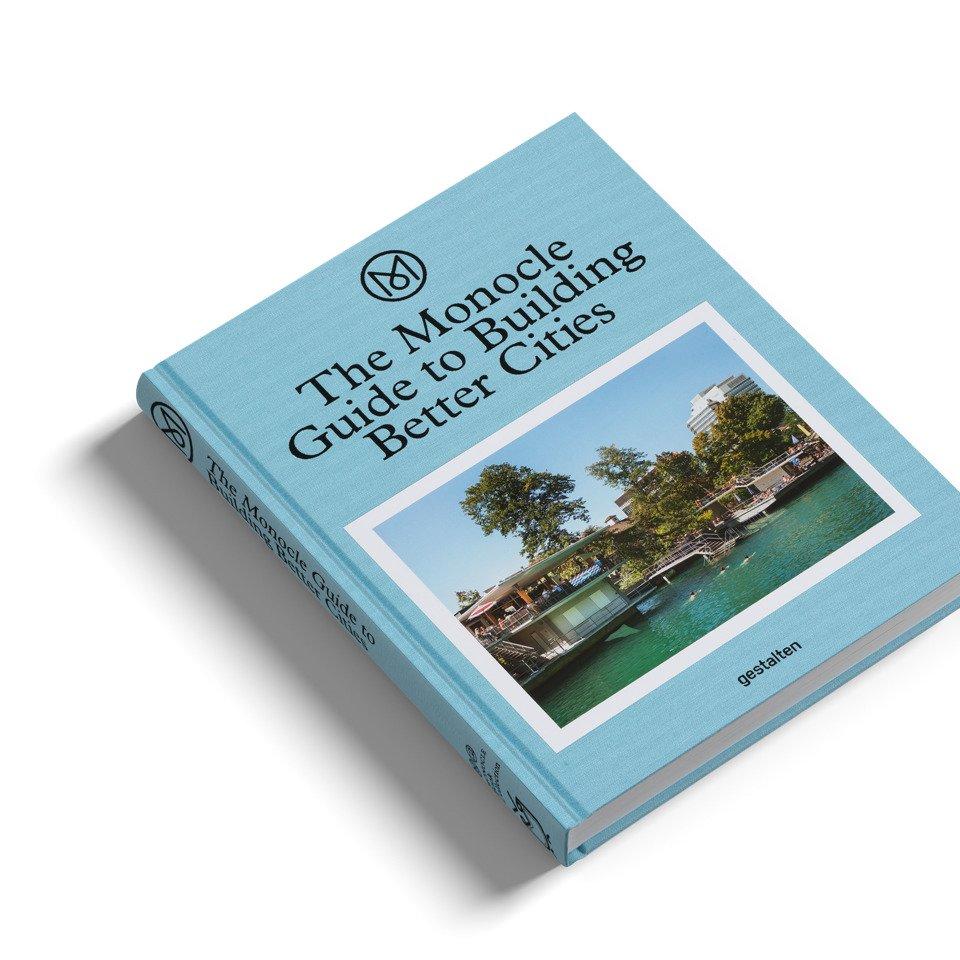The Monocle Guide, k dostání v knihkupectví Book Therapy
