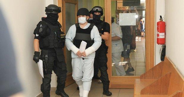 Zdeněk K. (55) přijal doživotní trest za upálení 11 lidí v Bohumíně.