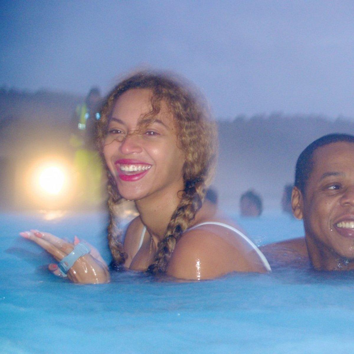 Zpěvačka Beyonce
