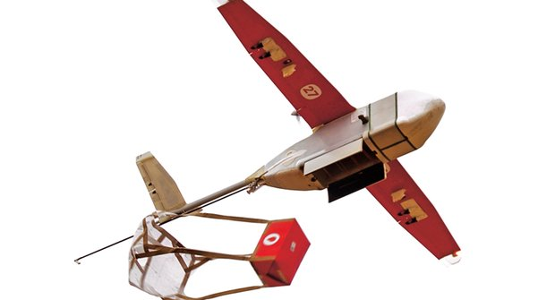 Drony v Africe: Bezpilotní sanitky