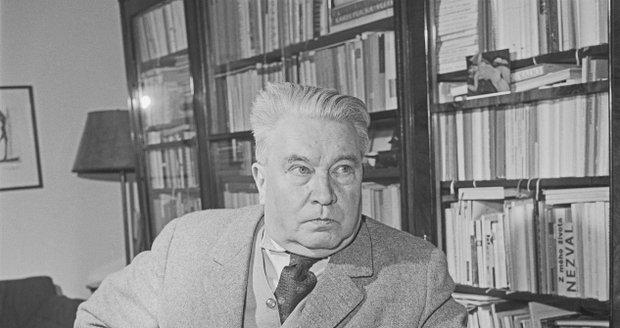 Jaroslav Seifert.