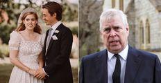 Zklamání princezny Beatrice po porodu: Dědeček Andrew zatím vnouče neviděl! Schovává se?