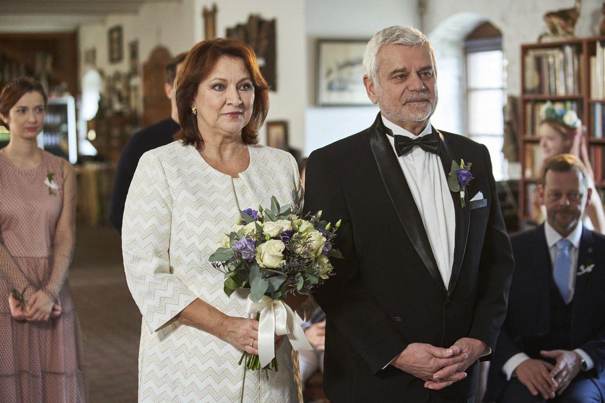 Petr Štěpánek a Zlata Adamovská zažili třetí společnou svatbu.