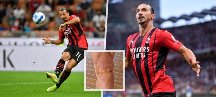 Zlatan Ibrahimovič už zase dává góly.