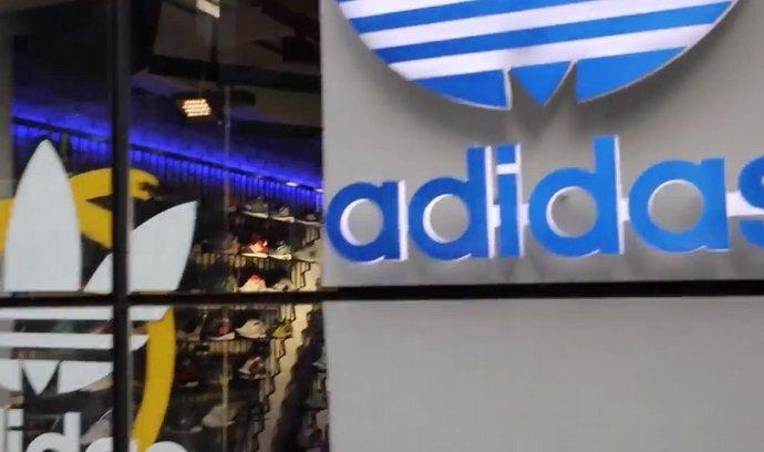 Značková prodejna Adidas