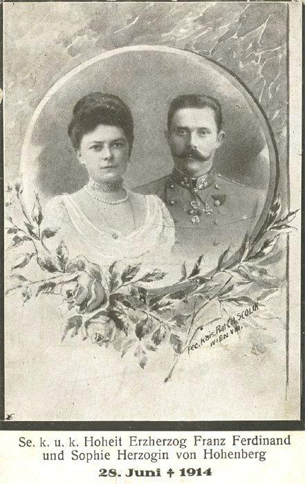 Svou lásku si Žofie s Františkem Ferdinandem museli vydobýt přes nevoli mnohých. I samotného císaře.