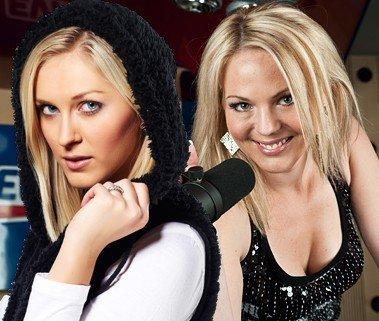 Nové hvězdy oblíbeného pořadu Evropy 2 MaXXimum muziky Zorka Kepková a Iva Vavřínová