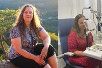 Začala jsem se loučit s tváří partnera, říká Zuzana (44). Zrak jí vrátila unikátní operace