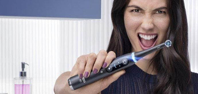 Pro čisté zuby: 5 výhod elektrického zubního kartáčku