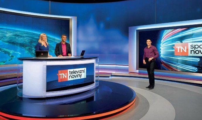 ZŮSTÁVÁME SVÁMI: Studio televize Nova se mění stále dokola, Lucka aRey zůstávají...