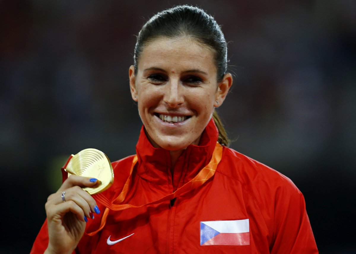 Zuzana Hejnová se svou trofejí