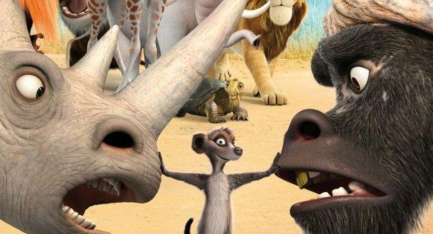 Hurá do Afriky! je německá vykradačka Madagaskaru