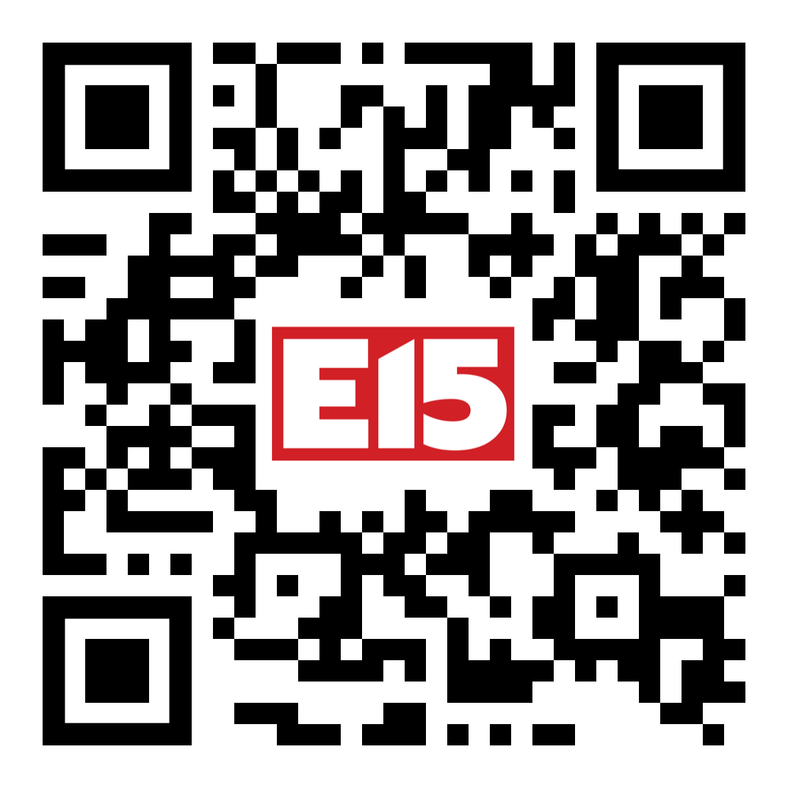 QR E15