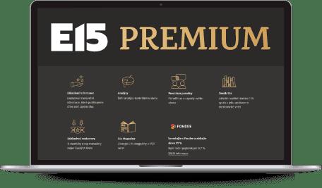 Ilustrace E15 Premium