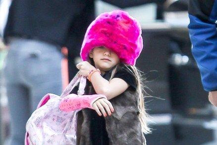 Jak rostou děti celebrit: Podívejte se na Suri Cruise, Harper Beckham nebo dceru Madonny
