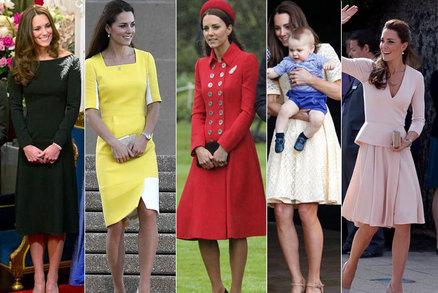 Dieta podle vévodkyně Kate: Za její figurou stojí syrová strava