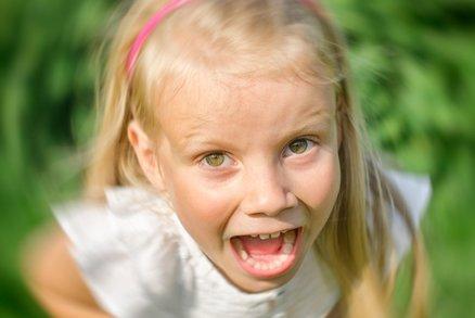 5 projevů dětského chování, které bychom neměli dětem nikdy vyčítat