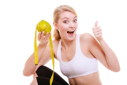 Hubnutí na míru podle postavy: Hruškám pomáhá omezení tuků, jablkům běh