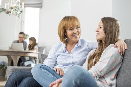 Kde sebrat odvahu promluvit s dospívajícími o sexu. My už víme, jak na to!