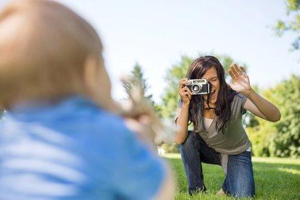 Děti vzkazují: Mami, tati, tyhle naše fotky na web fakt nedávejte!
