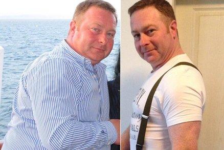 Roman shodil 30 kilogramů za čtyři měsíce. Zhubnul podle DNA