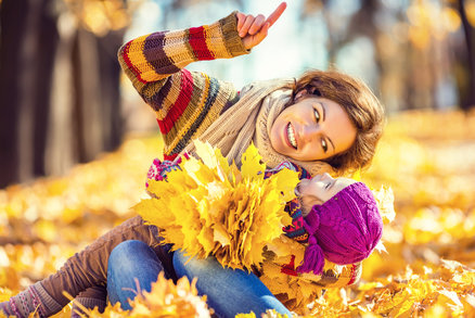 Jak být doopravdy dobrým rodičem aneb máte listí a drobné?