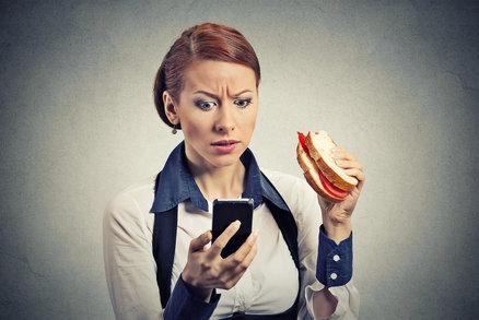 Jezte pomalu a zhubnete: Protože to skutečně funguje!