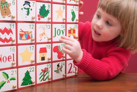 Jak vyrobit adventní kalendář pro děti: Desítky nápadů, jak může vypadat