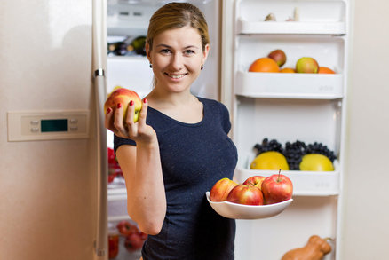Parmazán, smetana i olivy: Co má v ledničce štíhlá Ivana Jirešová?