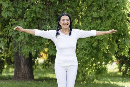 Naučte se pět Tibeťanů! Návod na cvičení, díky němuž se můžete dožít stovky