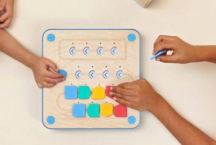 Nadělte hračku, která neomrzí a děti se s ní naučí nové dovednosti