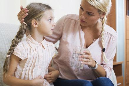 Netrpí vaše dítě poruchou příjmu potravy? Kdy se začít bát?