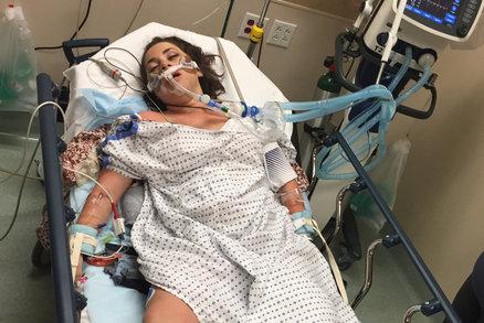 Hannu málem zabil alkohol. Zachránili ji kamarádi, rozhodovaly minuty!
